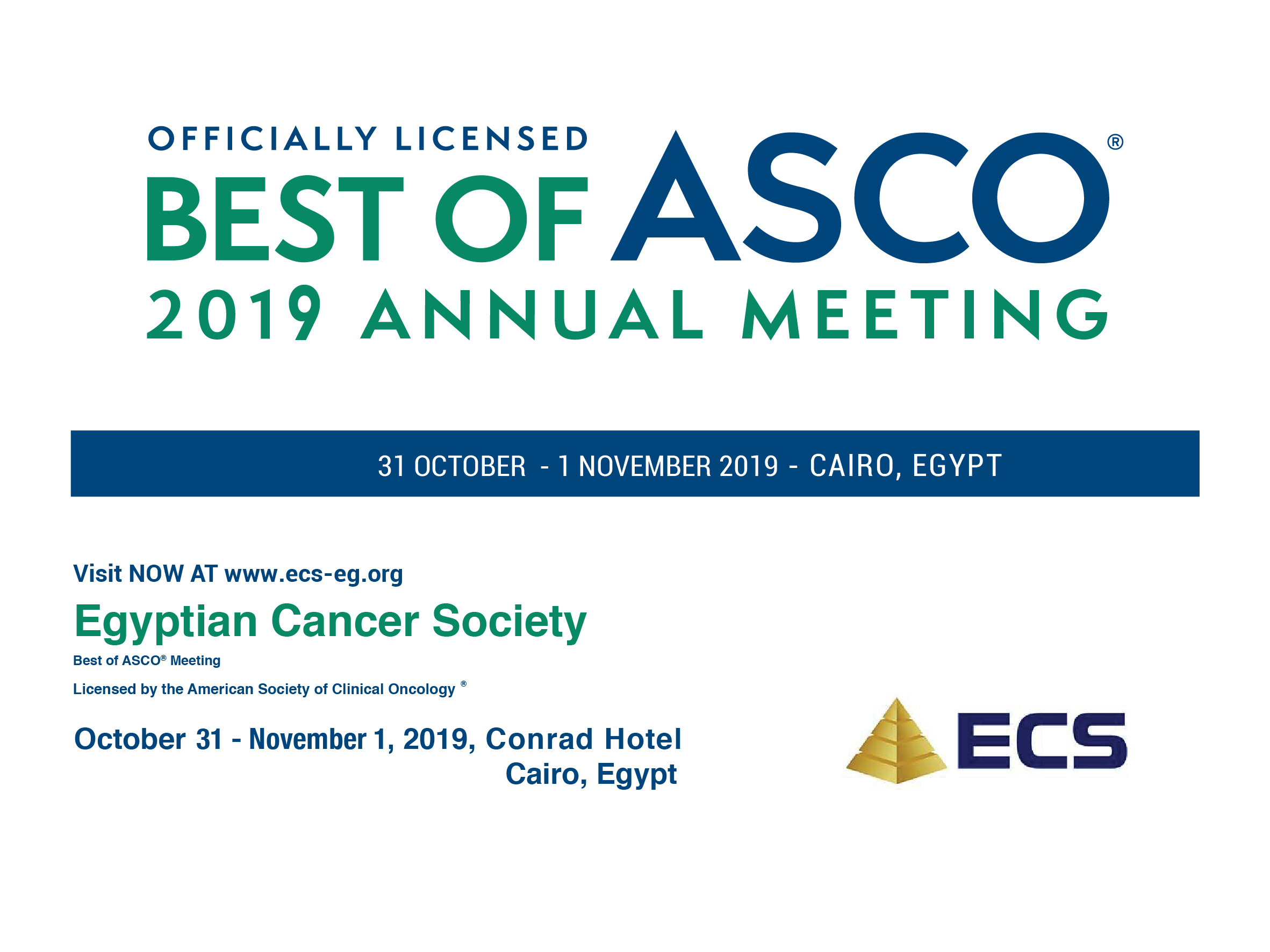 Best Of ASCO 2019 Brochure
